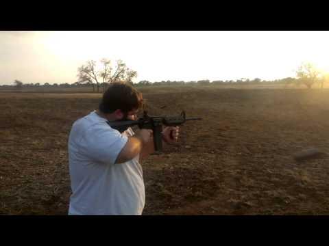 AR-15 Sig Sauer m400  30 Rounds 10 Seconds