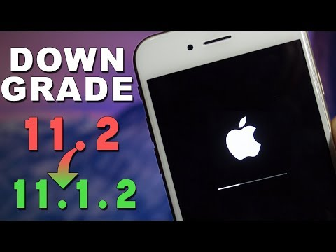 How to DOWNGRADE iOS 11! iPhone, iPad and iPod Touch