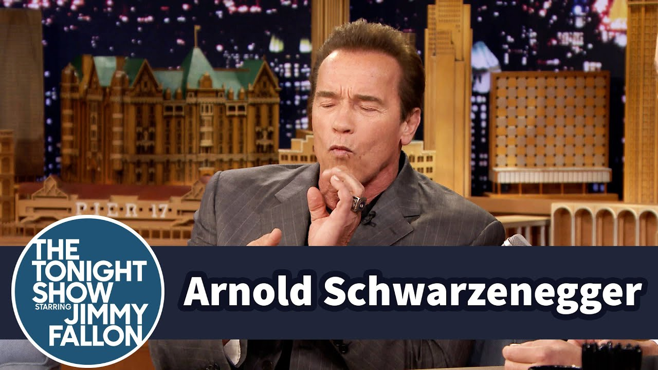 Jimmy Broke All of Arnold Schwarzenegger's Cigar Rules