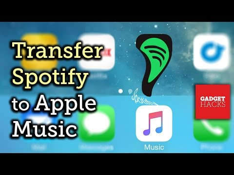 Transfer All Your Spotify Playlists to Apple Music in Minutes [How-To]