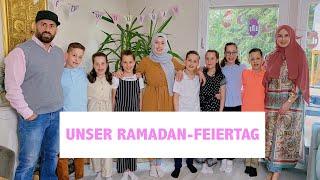 Unser Ramadan-Feiertag mit den Kindern | Berliner Sechslinge