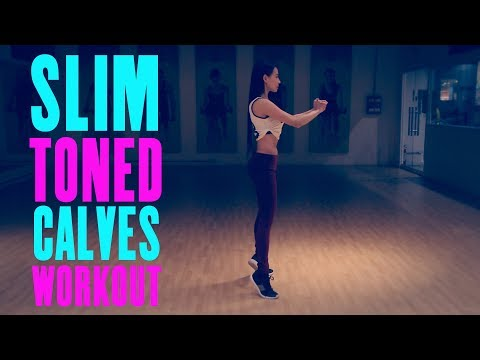 SLIM TONED CALVES WORKOUT