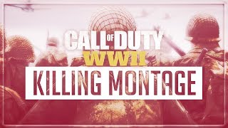 Call of Duty: WWII Beta Montage