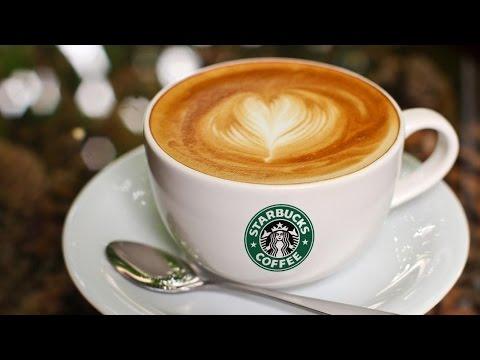 How to Make a Starbucks Flat White Latte