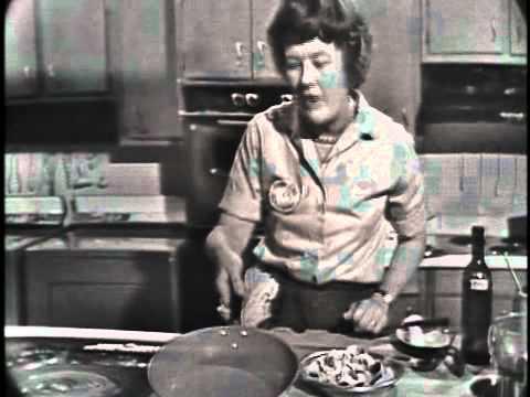 Julia Child - boeuf bourguignon