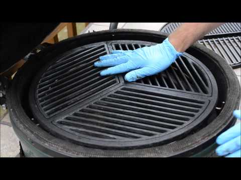 Review of the Raiser rig - a kamado grill accessory