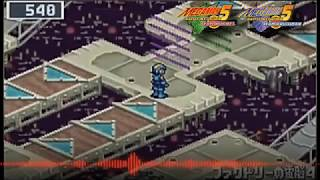 【remix】mmbn5 - A Total War ロックマンエグゼ5 - ラストダンジョン Bgmアレンジ