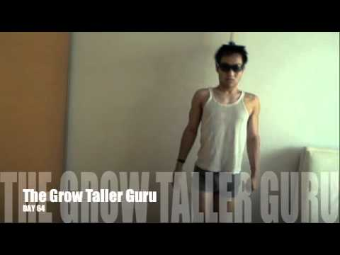Grow Taller 4 Idiots vs Grow Taller 4 U  - Day 64 of Michael's Transformation