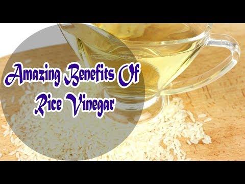 Amazing Benefits Of Rice Vinegar | Useful info