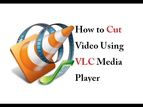 how to Cut any Video using VLC Media Player - Urdu/Hindi