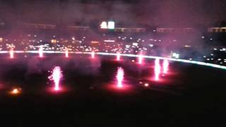 Awesome PSL Closing Ceremony Fireworks