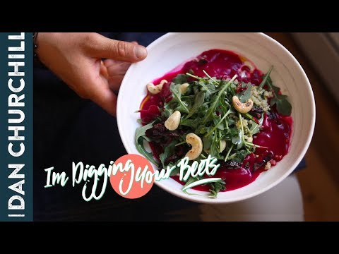 I'm Digging your Beets! How to Make a Healthy Beet Salad