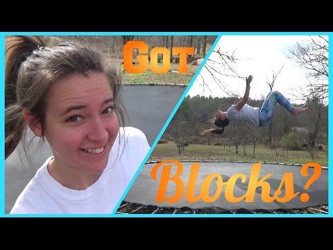 Get Over Backward Skill Mental Blocks | Tips+Tricks | Trampoline Edition