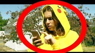 Pokemon Go Goes to Hell! - Movie trailer parody