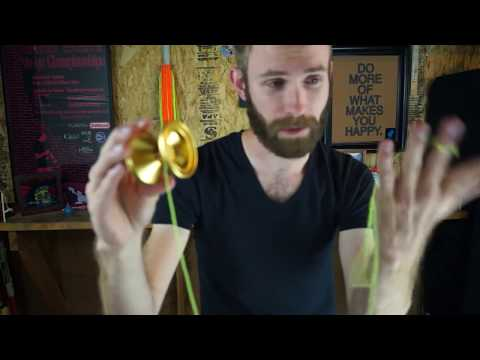 How to Wind Up and Make an Unresponsive Yo-Yo Come Back