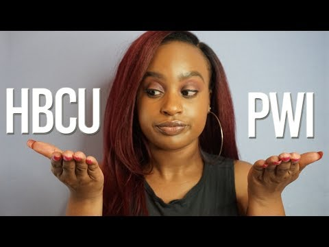 HBCU vs PWI | Is It Better To Join A BGLO (Black Greek Letter Organization) At A Certain School?
