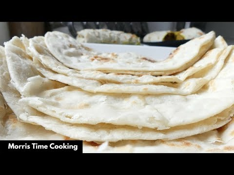 How To Make Roti PERFECT first try | Detailed Steps To Perfection | Lesson #72 | Morris Time Cooking