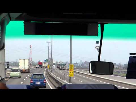 [HD] Tokyo Narita Highway Keisei Bus