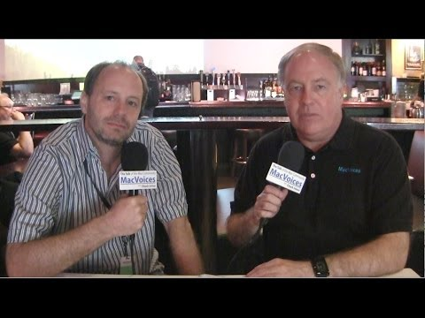MacVoices #14163: AltConf - Ortwin Gentz of FutureTap on Apple's System Updates and Their Apps