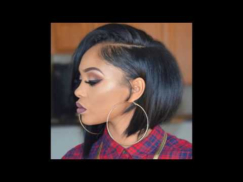 26 Stunning Hairstyles for Black Hair 2017   Pretty Designs