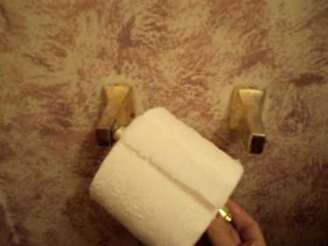 Training Video: How to Change the Toilet Paper Roll