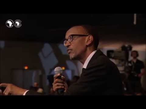 Paul Kagame on responsibility of African leaders