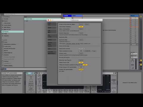 Tout sur Ableton - Installer un VST sur Ableton Live 9  [Tuto]