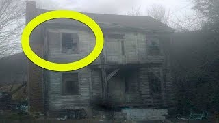 After The Owner Of This Dilapidated House Died, People Looked Inside And Found A Nightmarish Scene