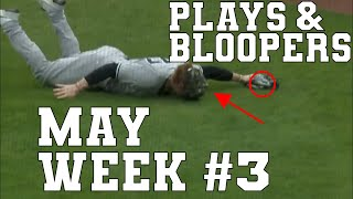 May Week #3 Top Plays & Bloopers in Sports | Highlights & Funny Moments