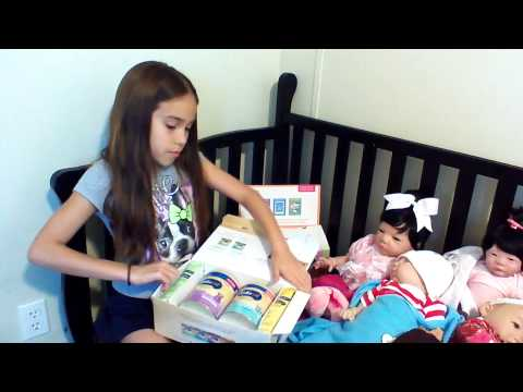 How to Get Free Baby Formula for Your Reborn Baby Dolls