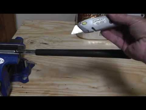 How to Replace Golf Club Grips - Be Your Own Handyman @ Home