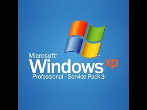Windows XP SP3 instalation and basic setup - Part 1