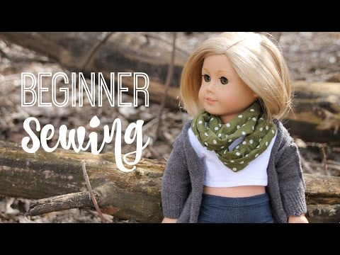 DIY AG CLOTHES | American Girl Sewing Diy's & Tips For Beginners!