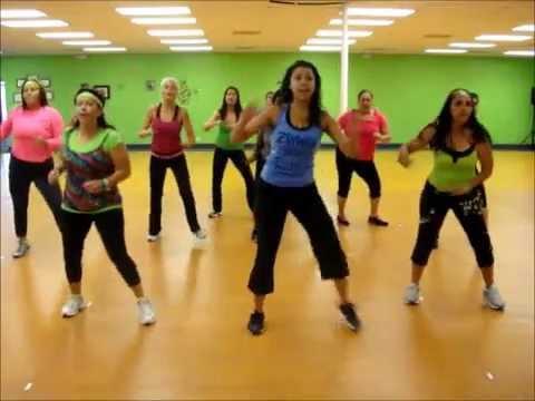 Zumba® Fitness with Jasmine: La cumbia Tribalera