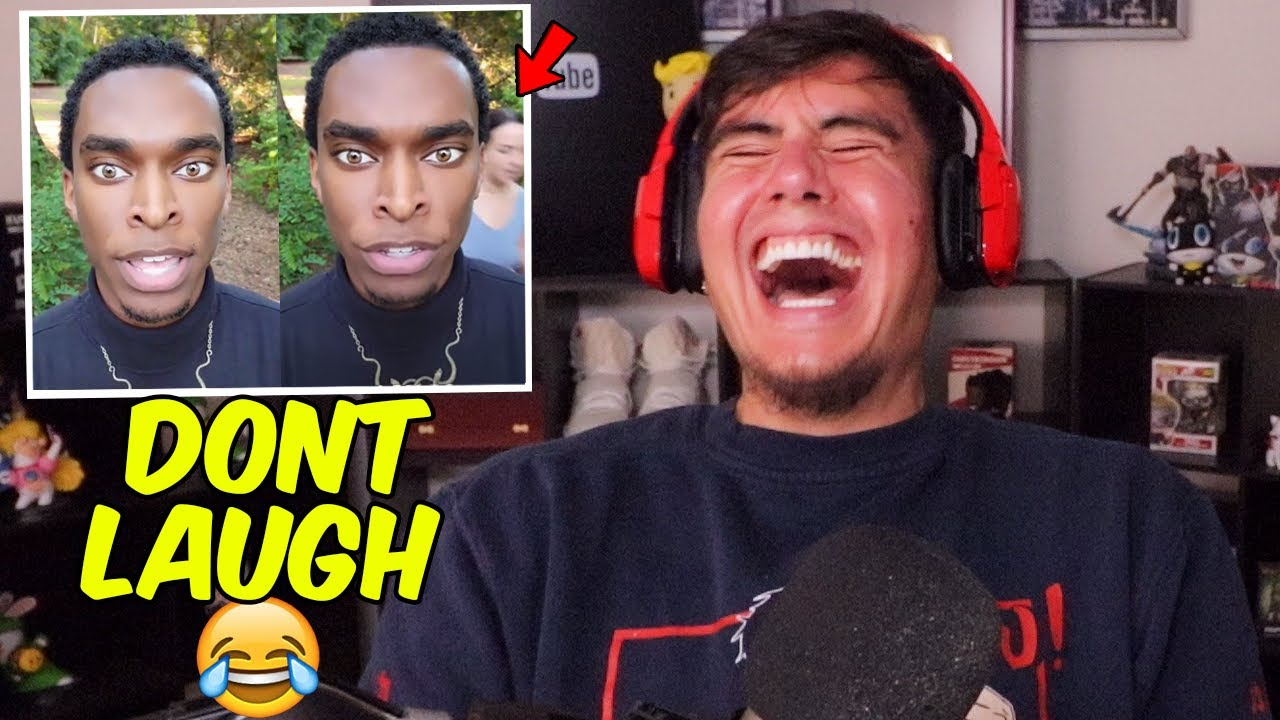 TRY NOT TO LAUGH IS BACK AND I CRIED LAUGHING AT THESE TIK TOK SUBMISSIONS | Try To Make Me Laugh