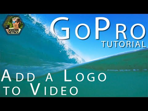 GoPro and iMovie Tutorial: Overlay a Picture/Logo on Video