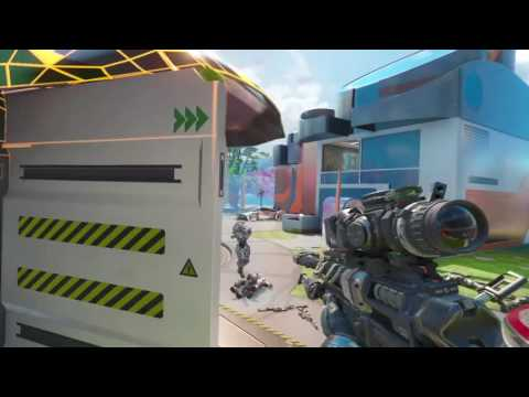 Call of Duty®: Black Ops III First Day at Training Camp