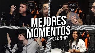 MEJORES MOMENTOS W-PODCAST #2 | Tiparraco, Folagor, Jordi Wild y Dulcinea