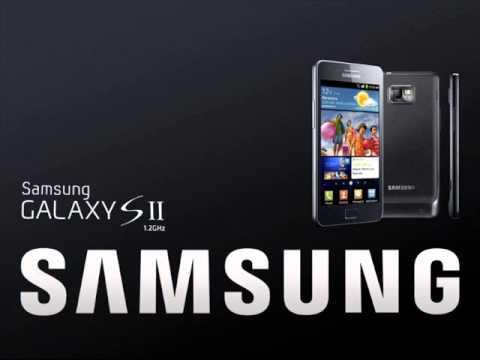 Samsung GALAXY SII Ringtones - Lyra