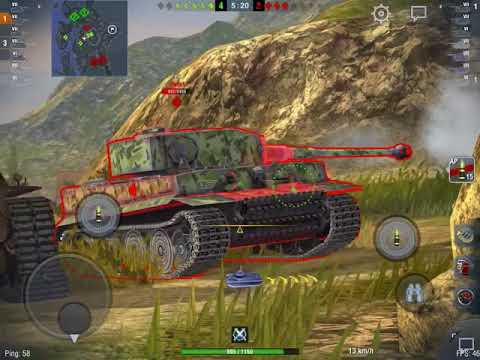 Wot blitz: faster than expected