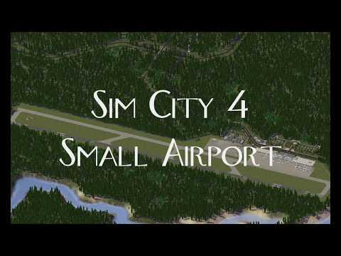 Sim City 4 Small International Airport