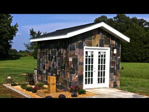 Pumphouse - Shed Construction