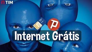 Internet Grátis da Tim 2017 Funcioando sem creditos