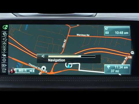 Adjusting The Navigation Voice Volume | BMW Genius How-To