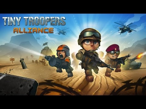 Tiny Troopers Alliance (by Chillingo Ltd) - Universal - HD Gameplay Trailer