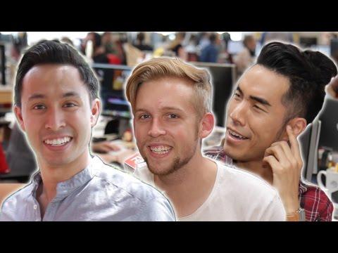 Do Guys Like Their Own Hair?