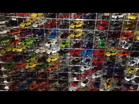 How I Store and Display Hotwheels Cars