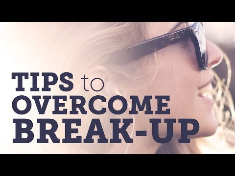 How to Get Over a Breakup? Tips for moving on quickly. Overcome breakup emotions.