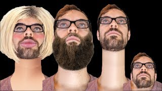 Please shave my neckbeard. (YIAY #502)