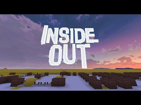 Inside Out - Bundle of Joy [Minecraft Noteblocks]
